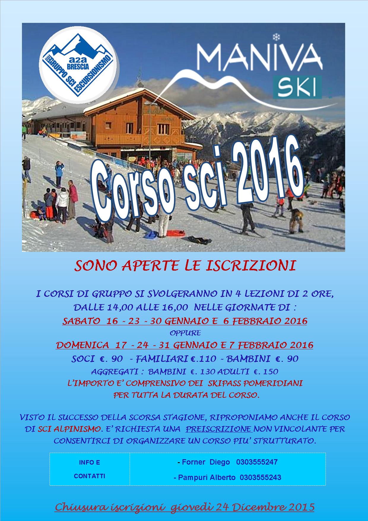 locandina CORSO SCI A2A 2016